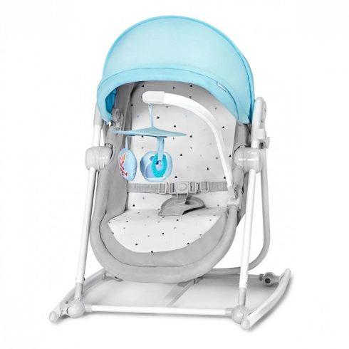 Kinderkraft Unimo pihenőszék és hinta - kék