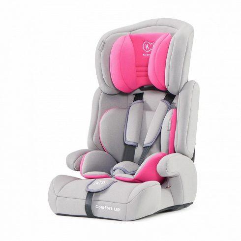 Kinderkraft Comfort UP autósülés 9-36 kg - pink