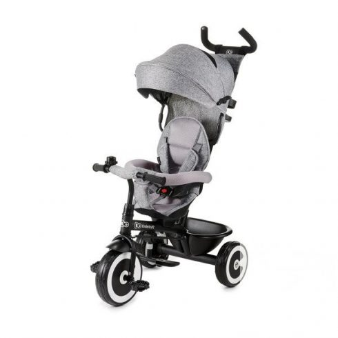 Kinderkraft Aston tricikli - szürke