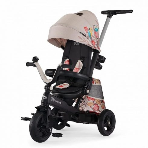 Kinderkraft Easy Twist tricikli - Bird freedom UV 50+ huzattal