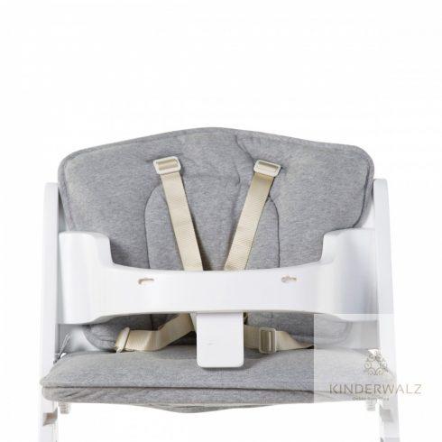 BABY GROW etetőszék párna - Jersey grey