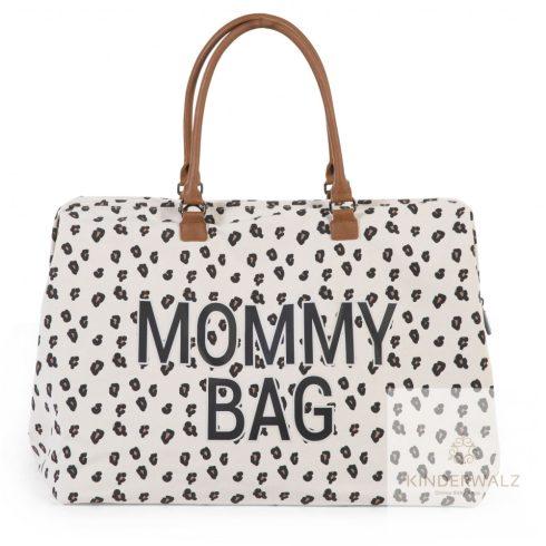 Mommy bag big - Black/gold